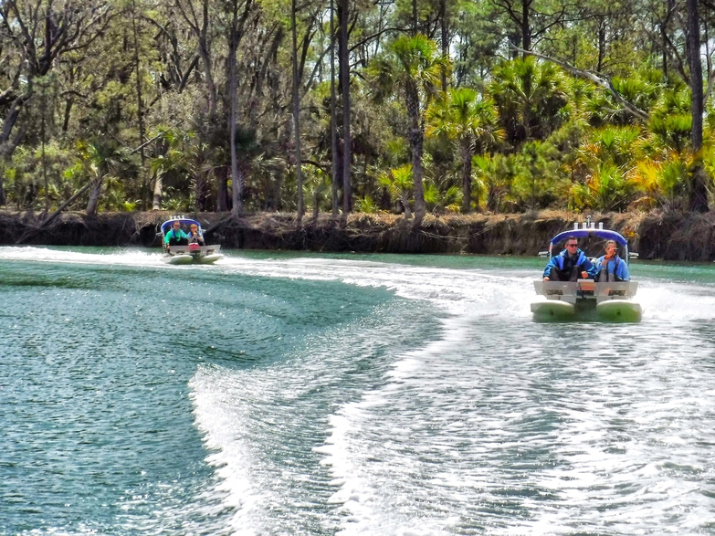 1 Backwater Cat Hilton Head Things To Do Boat Tour